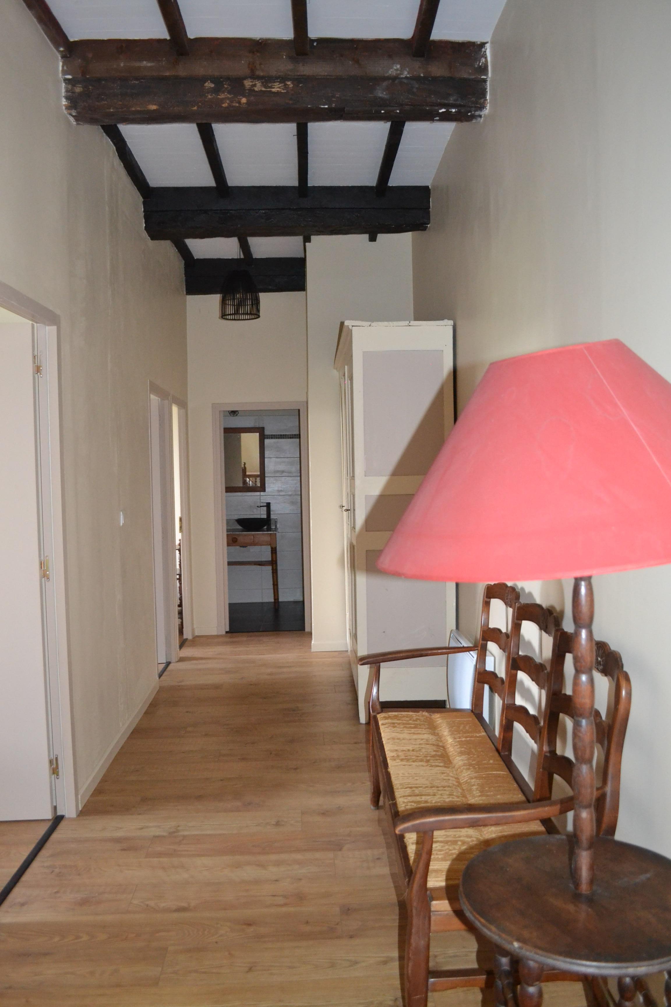 LA FOUNIERE couloir 1er étage