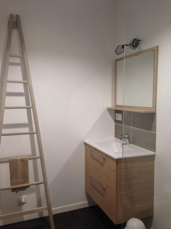 salle de bain 1er étage la bergerie